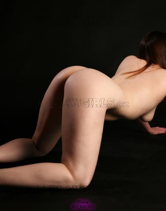 Diana  Escort Prague +420 602 930 003 PLAYGIRLS.cz