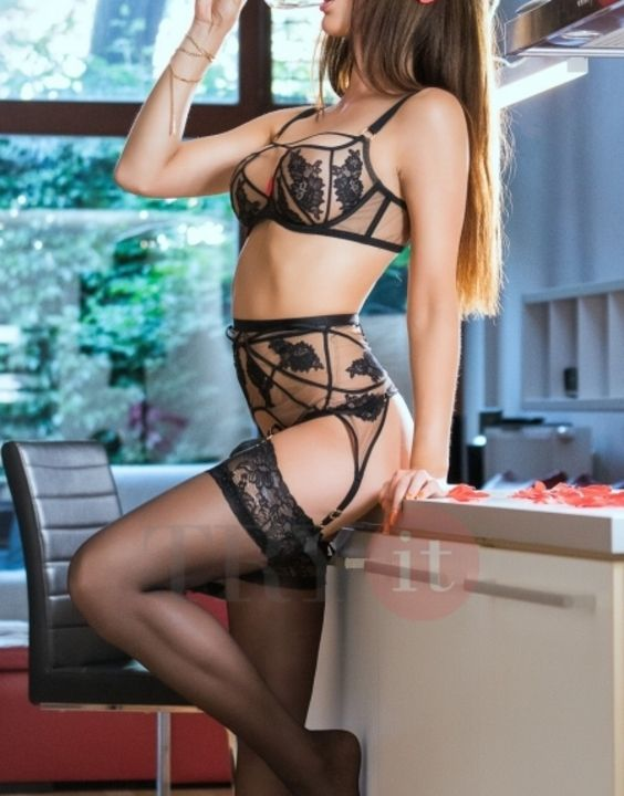 Angelina - real Beauty!  Escort Prague +420777566756 TRY IT Elite Accompaniment Portal