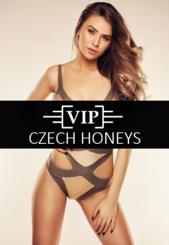 GINA  Escort Prague +420 776 837 877